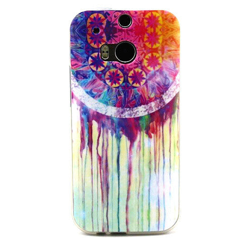 Gel TPU Soft Case for HTC One M8 - BoardwalkBuy - 1