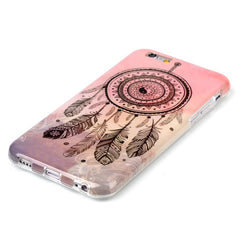 Pink Campanula hard case for iphone 6 plus 5.5 inch - BoardwalkBuy - 3