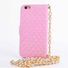 iPhone 6 Plus Bling Camellia PU Case - BoardwalkBuy - 8