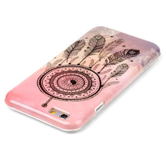 Pink Campanula hard case for iphone 6/6s - BoardwalkBuy - 2