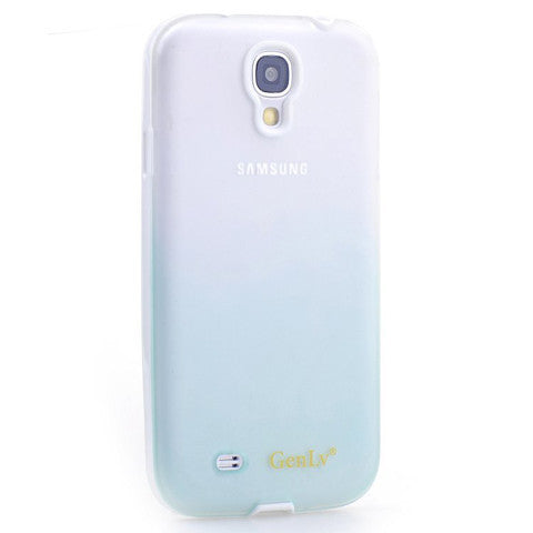 Soft Tpu Rainbow Case For Samsung Galaxy S4