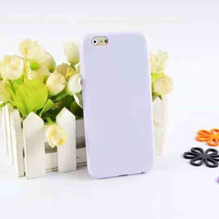 iPhone6 Solid Candy Color TPU Rubber Case - BoardwalkBuy - 11
