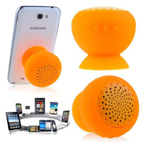 Mini Waterproof Speaker Shower