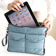 Slim Bag-in-Bag Organizer For Tablets - Assorted Colors - BoardwalkBuy - 2