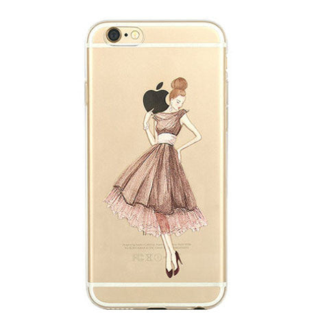 TPU Clear Case for iPhone 6 4.7 - BoardwalkBuy