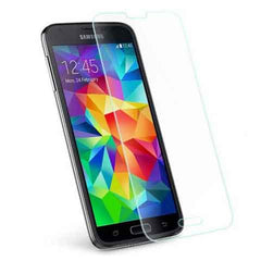 Samsung Galaxy S5 Tempered Glass Screen Protector Premium Crystal Clear High 9H Hardness - BoardwalkBuy - 1