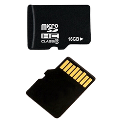 Micro SD Memory Card and SD Adapter - 16 or 32GB - BoardwalkBuy - 3