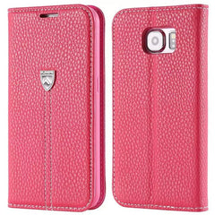 Luxury Wallet Leather Case for Samsung S6 - BoardwalkBuy - 2
