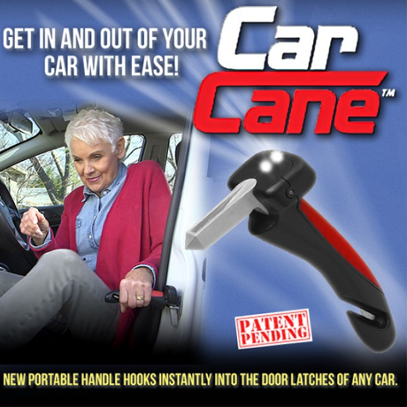 Car Cane - Vehicle Emergency Tool - BoardwalkBuy - 1