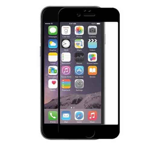 iPhone 6 Full Screen Design Edge to Edge HD Clear Ballistic Glass Screen Protector - BoardwalkBuy - 1