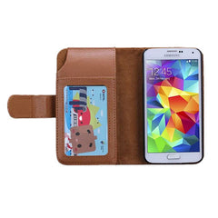 7 Cards Slot Wallet Case for Samsung S5 - BoardwalkBuy - 4