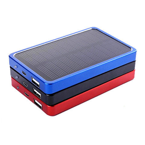 4000Mah Solar Panel External Power Bank