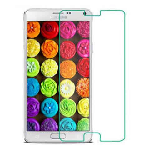 Samsung Galaxy note4 Premium Clear High 9H Hardness 0.23mm Tempered-Glass Screen Protector - BoardwalkBuy - 1