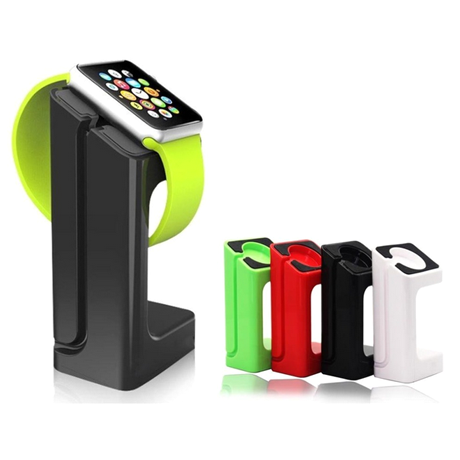 Apple iWatch Charging Stand - Assorted Colors - BoardwalkBuy - 1