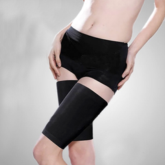 2 Pack: Compression Thigh Wrap Copper Detox Slimmers