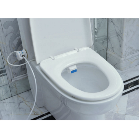 DIY Hygenic and Eco-Friendly Toilet Seat Bidet