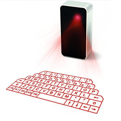 Portable Virtual Laser Keyboard and Bluetooth Speaker - BoardwalkBuy - 2