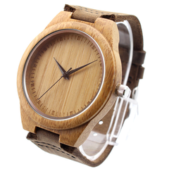 Bamboo Watch - BoardwalkBuy - 1