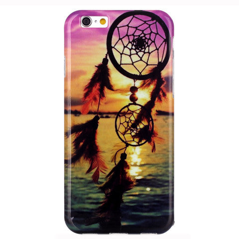 Sunset Campanula hard case for iphone 6 plus 5.5 inch - BoardwalkBuy - 1