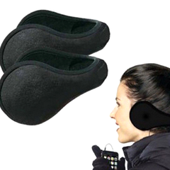 Unisex Fleece Ear Muff Wrap Band - Assorted Colors - BoardwalkBuy - 9