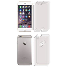 FRONT + BACK Clear LCD Screen Protector Film Foil For Apple iPhone 6 (4.7) - BoardwalkBuy - 1