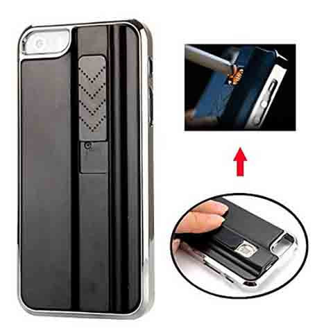 Smoking Cigarette Lighter Case For Iphone5 5S