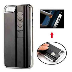 Smoking Cigarette Lighter Case for iPhone5 5S - BoardwalkBuy - 1