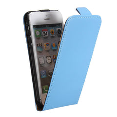 Magnetic Flip Leather PU iPhone 5 Case - BoardwalkBuy - 4