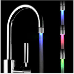 7 Color LED Water Faucet - BoardwalkBuy - 1