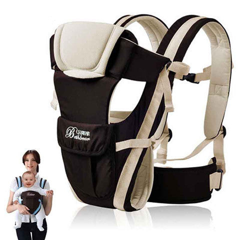 2-30 Months Baby Carrier - BoardwalkBuy - 1