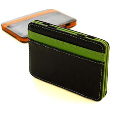 Leather Card Case - Assorted Colors - BoardwalkBuy - 1