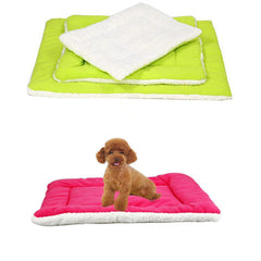 Pet Cat Crate Kennel Warm Bed Mat