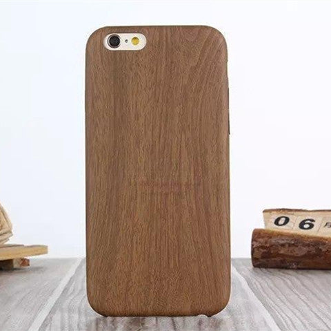 iPhone6 4.7 inch Wooden Pattern  Mobile Phone  Cover - BoardwalkBuy - 1