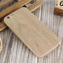 iPhone6 4.7 inch Wooden Pattern  Mobile Phone  Cover - BoardwalkBuy - 4