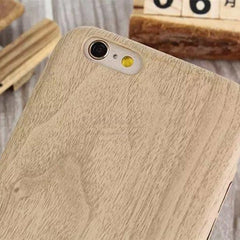iPhone6 4.7 inch Wooden Pattern  Mobile Phone  Cover - BoardwalkBuy - 9