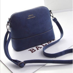Woman Retro matte Pibei shell handbag - BoardwalkBuy - 7