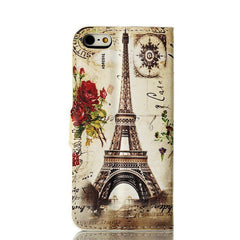 Mail Eiffel Tower Painting iPhone 5 Case - BoardwalkBuy - 2