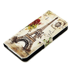 Mail Eiffel Tower Painting iPhone 5 Case - BoardwalkBuy - 3