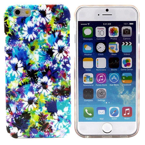 Gorgeous Flower TPU Case for iPhone 6 - BoardwalkBuy - 1
