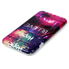 Believe Love hard case for iphone 6 plus 5.5 inch - BoardwalkBuy - 2