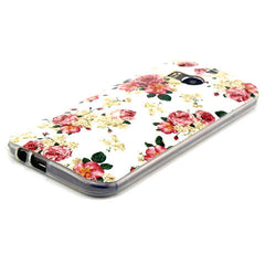 Floral TPU Case for HTC One M8 - BoardwalkBuy - 3