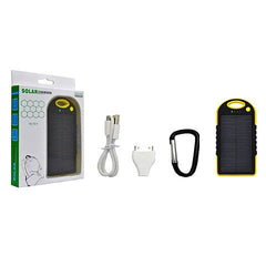 5000mah Solar Charger Power Bank - BoardwalkBuy - 3