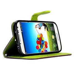 Samsung Galaxy S4 Leaf Stand Case - BoardwalkBuy - 3