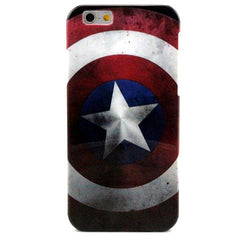 Captain America PC Hard Case for iPhone 6 - BoardwalkBuy - 4