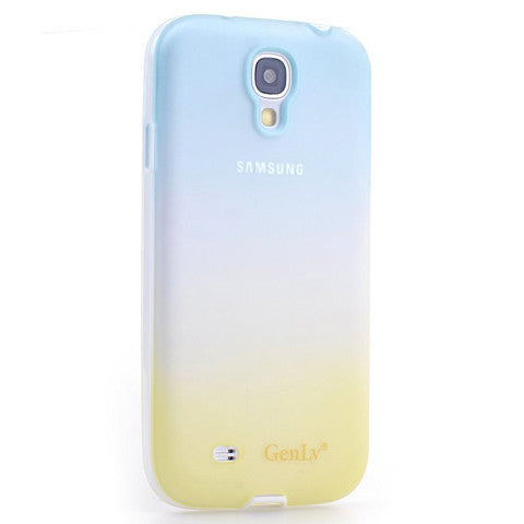 Soft TPU Rainbow Case for Samsung S4 - BoardwalkBuy
