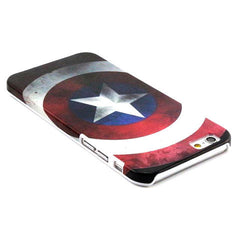 Captain America PC Hard Case for iPhone 6 - BoardwalkBuy - 3