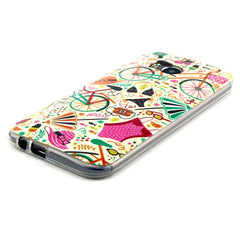 Panited TPU Case for HTC One M8 - BoardwalkBuy - 3