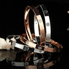 LOVE Bracelet Titanium Steel Bracelet - BoardwalkBuy - 1