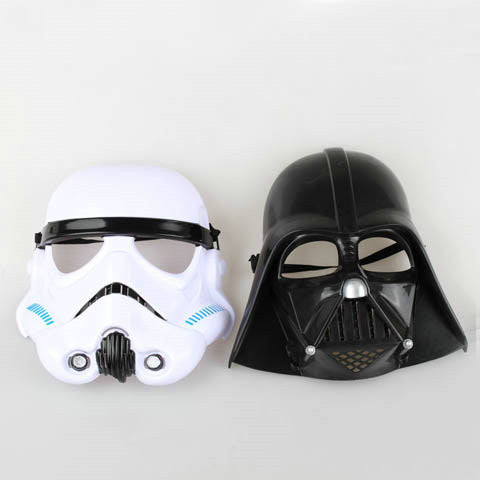 Darth Vader & Storm Trooper Mask