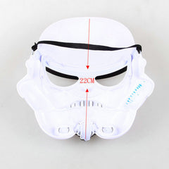 Darth Vader & Storm Trooper Mask - BoardwalkBuy - 3